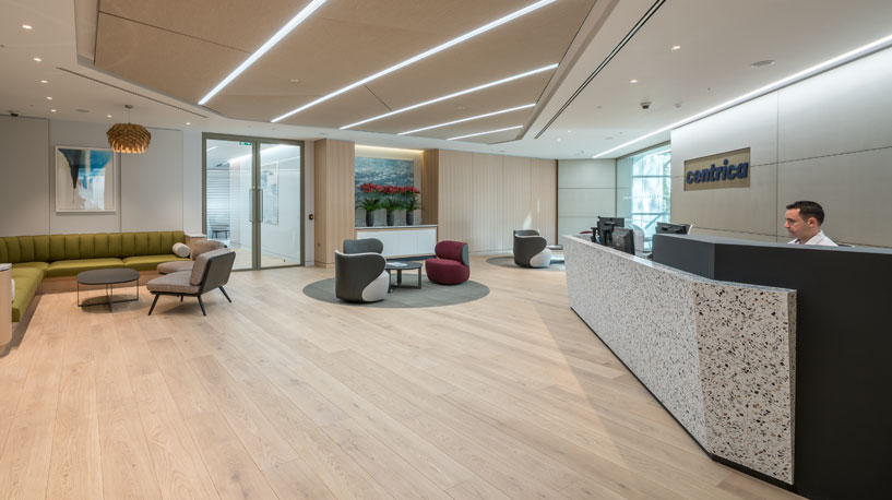 Living Wall Interior - Centrica