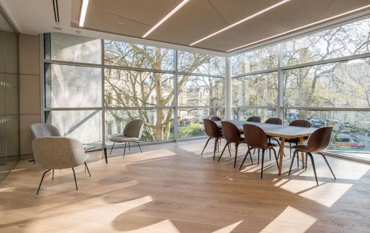 Classroom Interior - Centrica